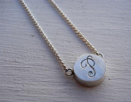 0e5e24e6f54d5b personalized engraved monogram necklace initial necklace sterling silver